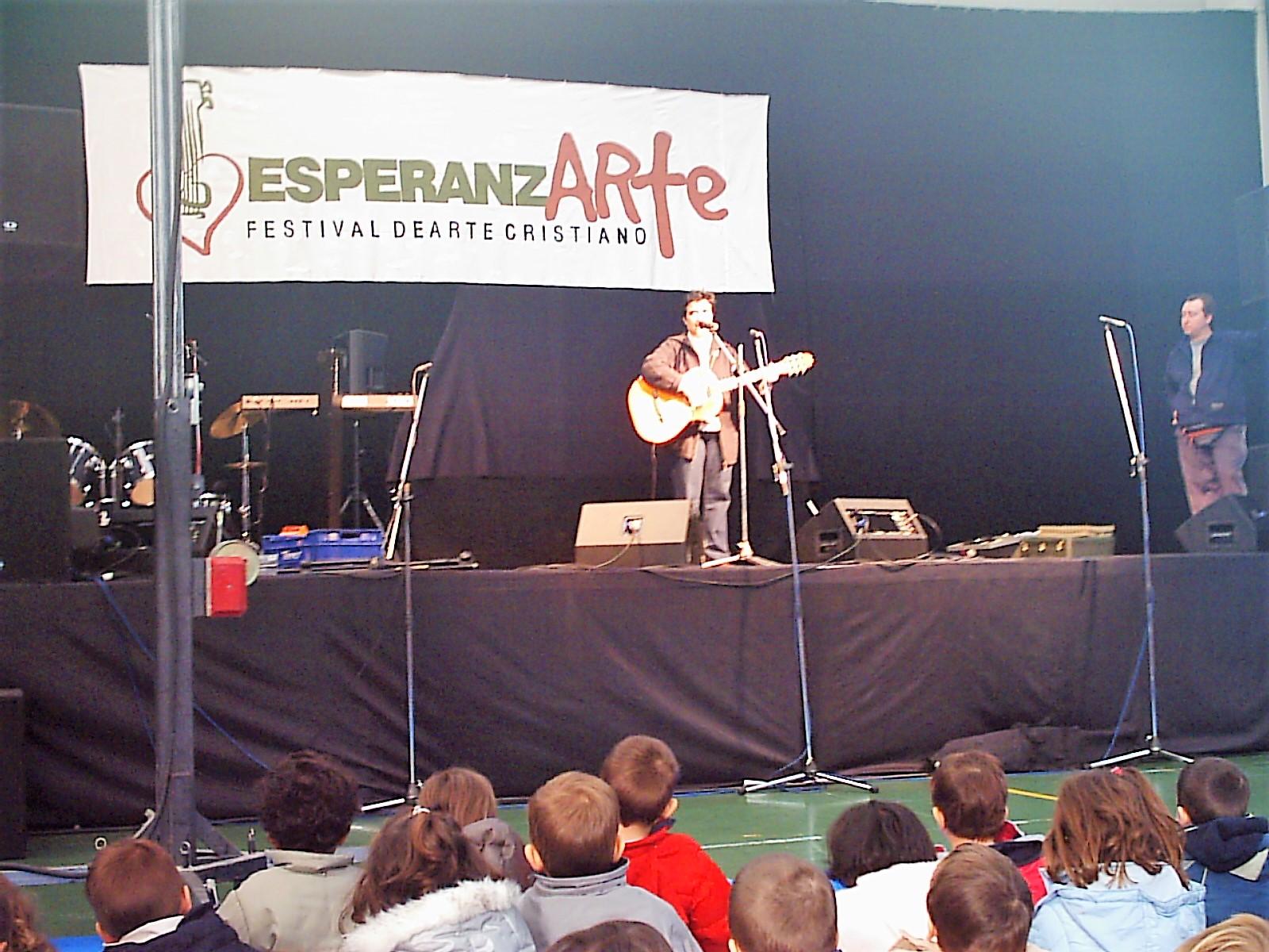 Fabiola Torrero - EsperanzARTE 2004