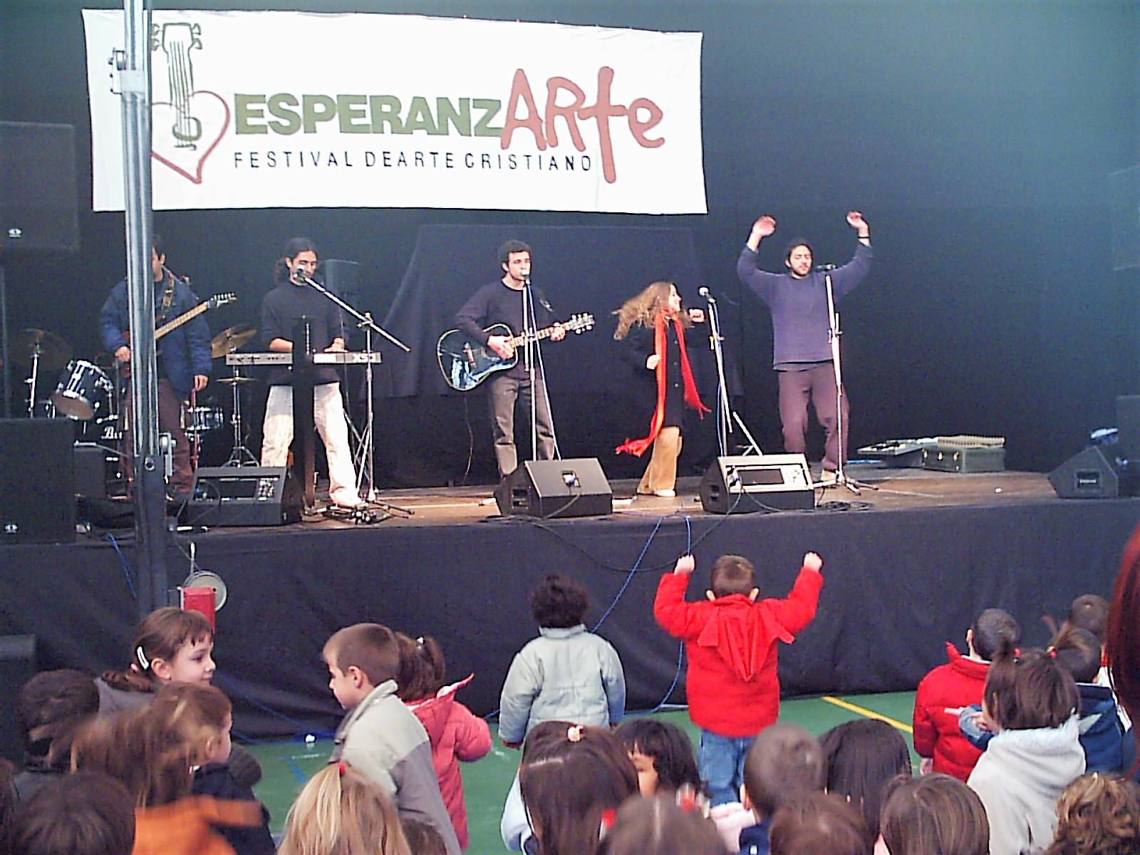 Los Cabos - EsperanzARTE 2004