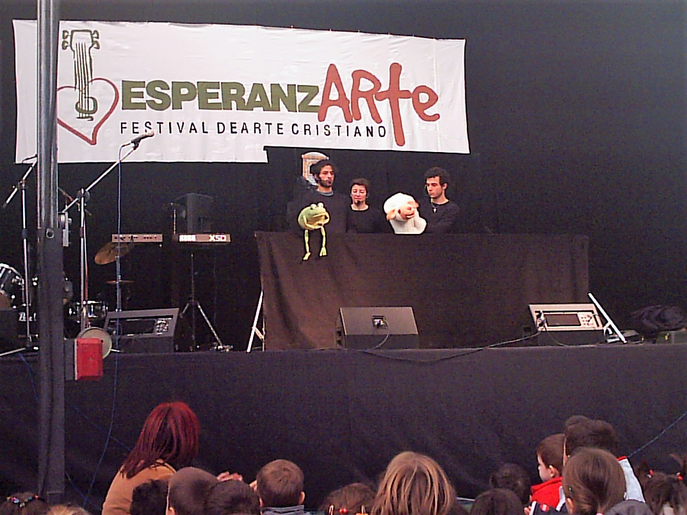 Valiván - EsperanzARTE 2004