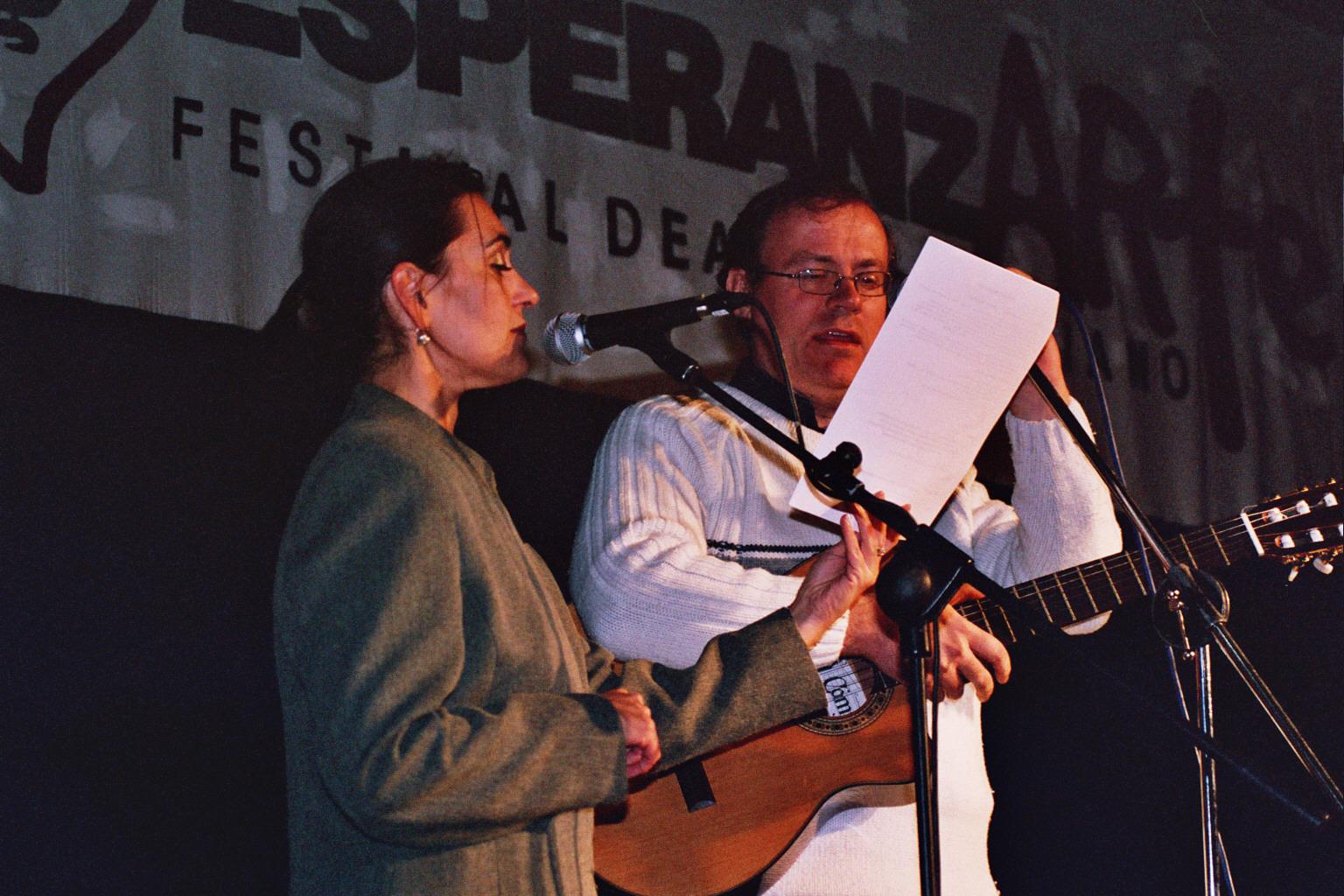 Voces y Guitarras - EsperanzARTE 2004