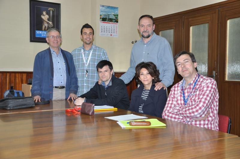 Comisión EA Huesca 2015